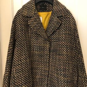 Wool coat size small Mouche - Italian brand
